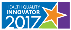 2017 Health Quality Innovator of the Year in Patient Centered Care