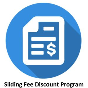 Image result for sliding fee discount